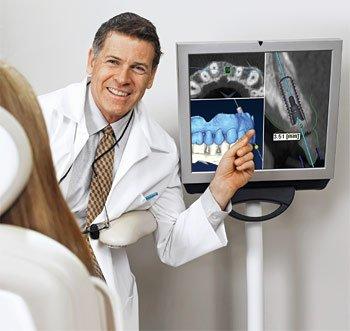 Cone beam dental scans.