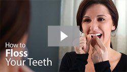 How to Floss Your Teeth